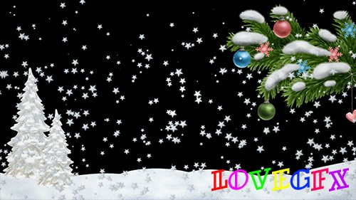 New year video background - 5