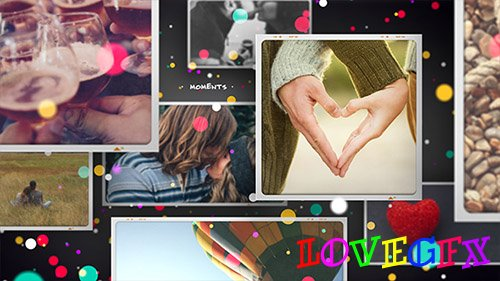 3D Photo Slideshow 19395285 - Project for After Effects (Videohive)