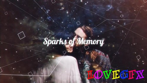 Pond5 - Sparks Of Memory - After Effects Templates