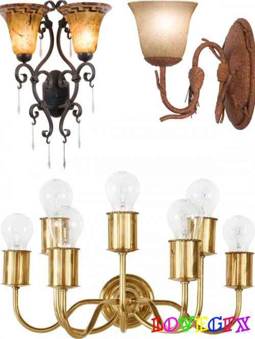 Sconce - wall light (the images)