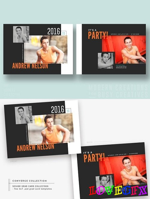 Grad Card | Party Time - 1408455
