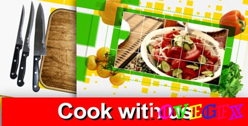 Cook With Us - Tv Pack - Project for After Effects (Videohive)
