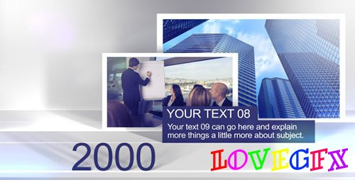 Timeline 8592609 - Project for After Effects (Videohive)