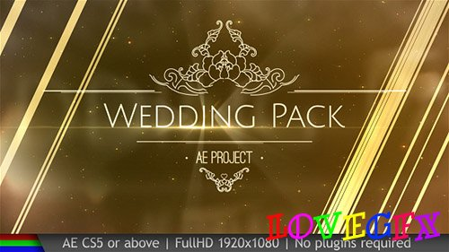 Wedding Pack 20038431 - Project for After Effects (Videohive)