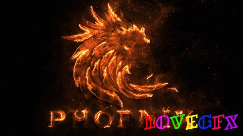 Flame Logo 20039231 - Project for After Effects (Videohive)