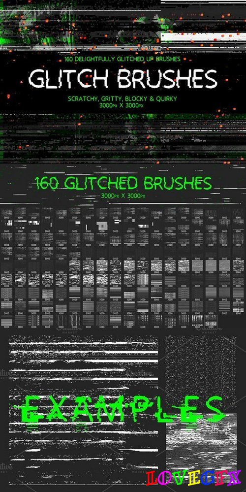 Glitch Brushes 1596026