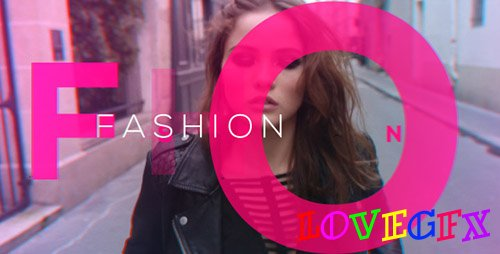 Fashion Slideshow 19977438 - Project for After Effects (Videohive)