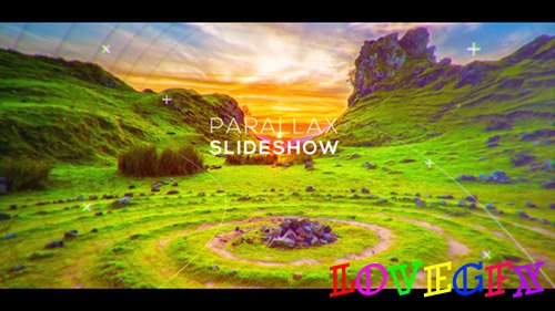 Parallax Slideshow 19565435 - Project for After Effects (Videohive)