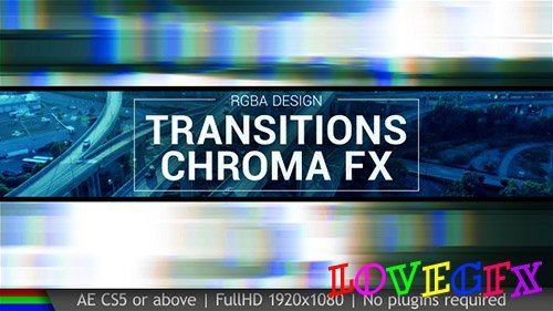 Transitions 19972816 - Project for After Effects (Videohive)