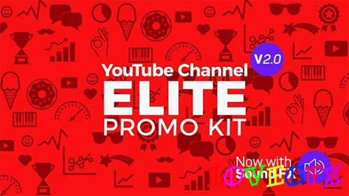 YouTube Elite Promo Kit - Project for After Effects (Videohive)
