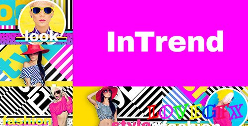 In Trend // Fashion Show Package - Project for After Effects (Videohive)
