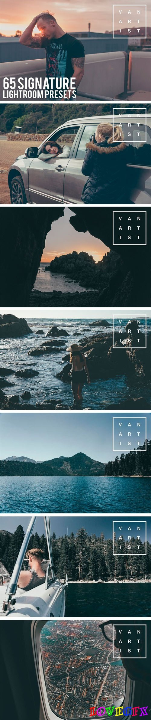 65 Signature Lightroom Presets 1922679