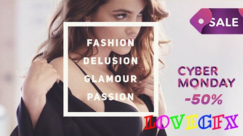 Fashion Opener 20813114 - Project for After Effects (Videohive)
