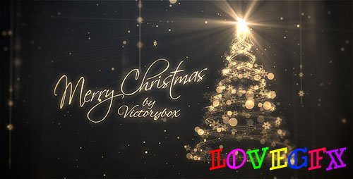 Christmas Logo 20890701 - Project for After Effects (Videohive)