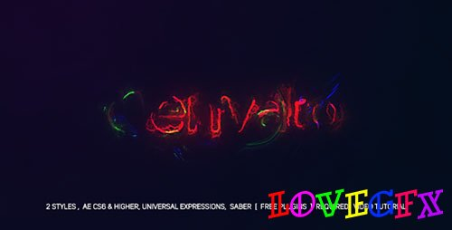 Electric Glitch Logo 20779849 - Project for After Effects (Videohive)