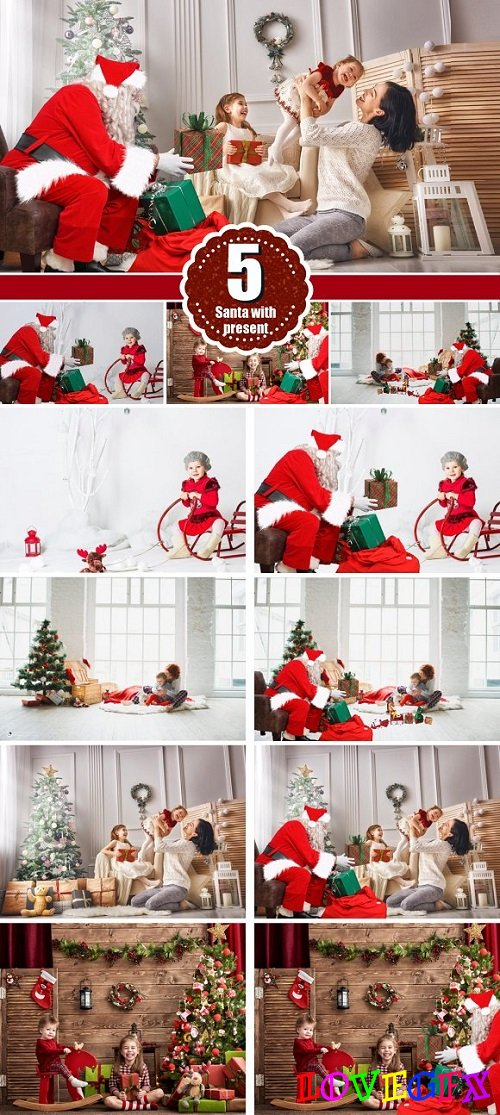 Christmas holiday photoshop overlay 2067191