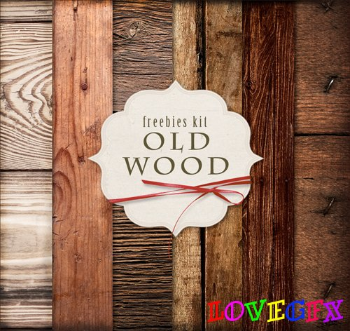 Old Wood Backgrounds, part 17