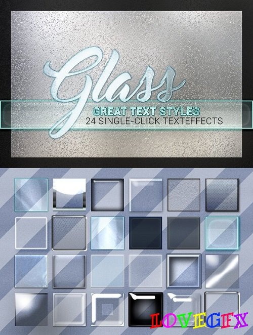24 Styles - Glass Collection 1999905