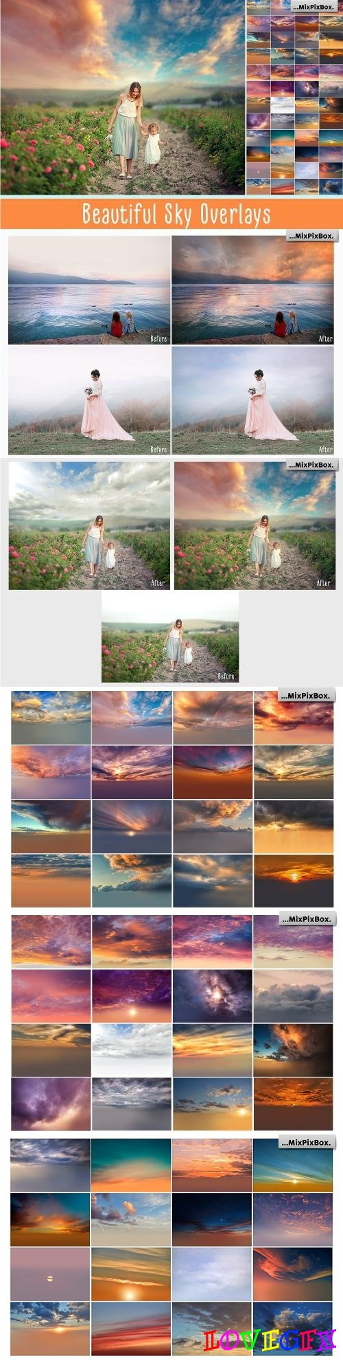 Beautiful Sky Overlays 2324810