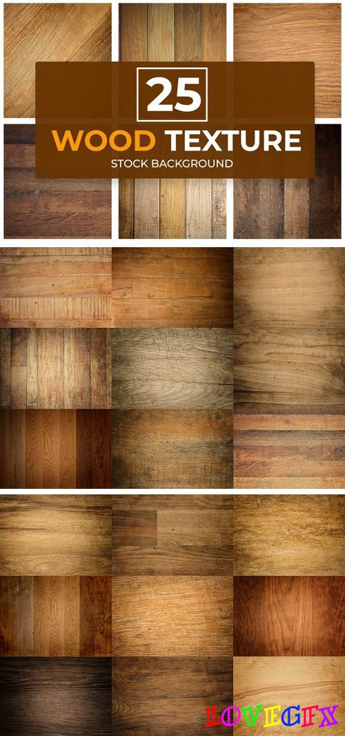 25 Wood Texture Background 2258136