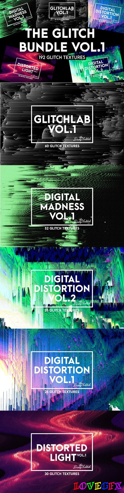 The Glitch Bundle Vol. 1 2217381