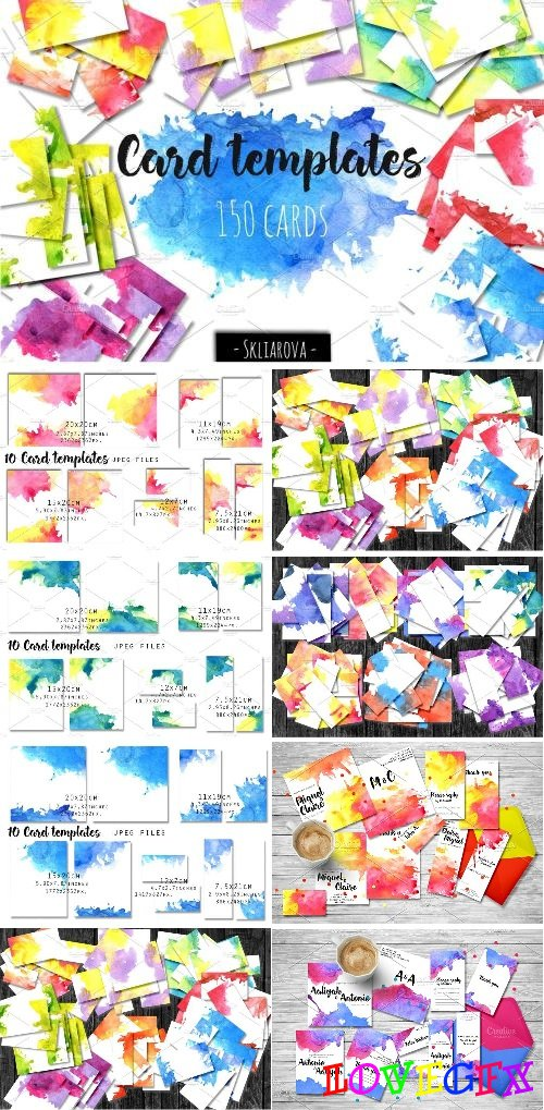 Card Templates Big Collection - 2316159