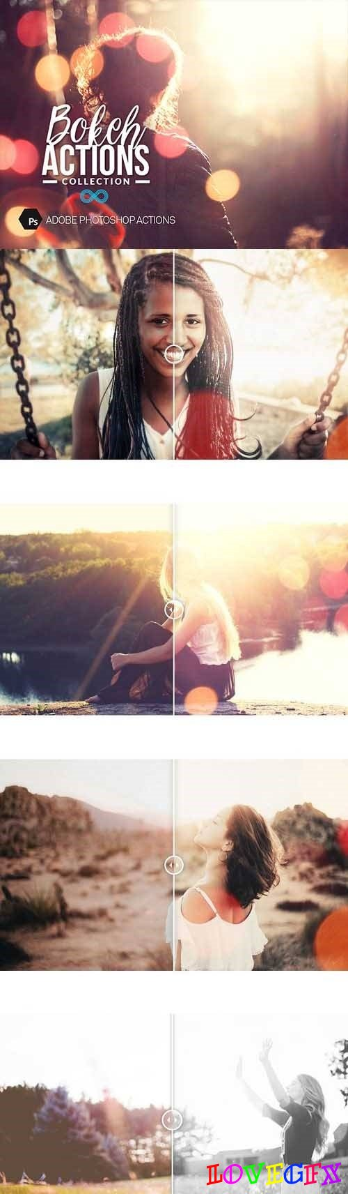 Photonify - Bokeh Collection Photoshop Actions