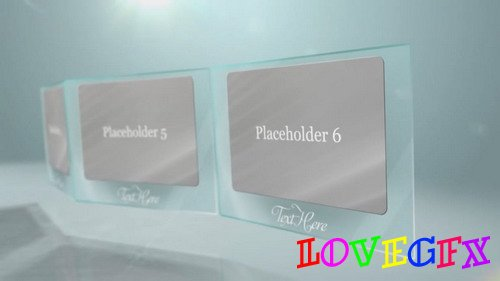 Cool Glass Intro � Short Version - After Effects Templates
