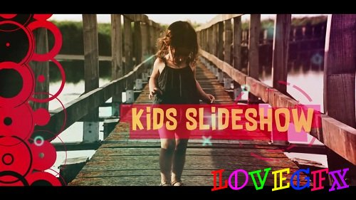 Kids Slideshow 99870 - After Effects Templates