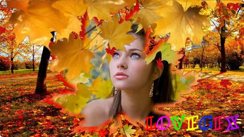 Project for Proshow Producer - Autumn Leaves 2