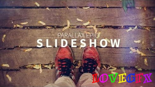 Parallax Epic Slideshow 13755283 - Project for After Effects (Videohive)