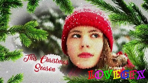 Christmas Slideshow - Knitted 098336619 - After Effects Templates