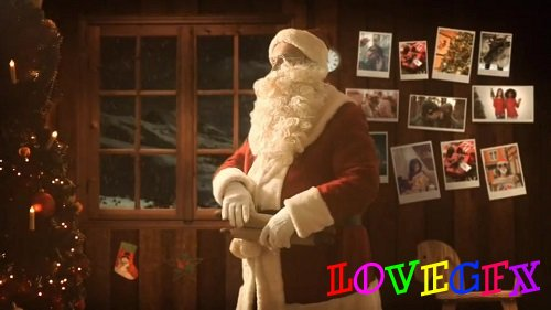 Santa Claus At Midnight 143843 - After Effects Templates