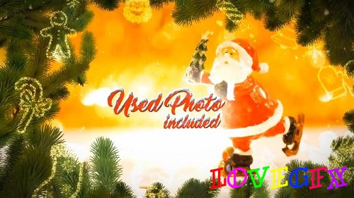 Christmas Slideshow & Greetings 144548 - After Effects Templates