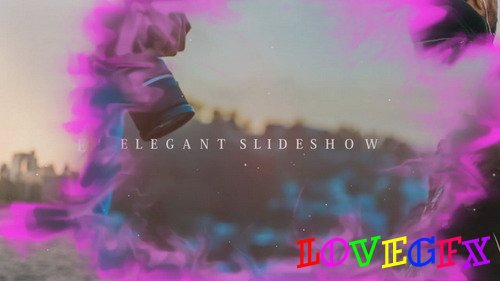 Project for Proshow Producer - Elegant Slideshow V.02