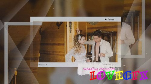 Project for Proshow Producer - Wedding moments
