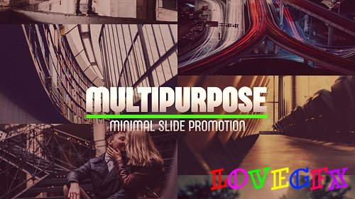 Multipurpose Slideshow 227556 - After Effects Templates