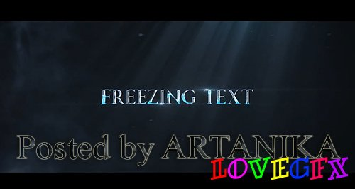 Throne Games Trailer, Freezing Text 227346