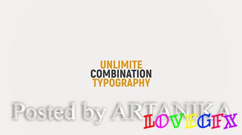 Kinetic Typography Title Premiere Pro Templates 215776