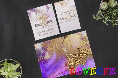 Watercolor PNG Gold Textures - 2283335
