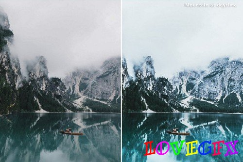 Travel & Adventure Lightroom presets - 2968102