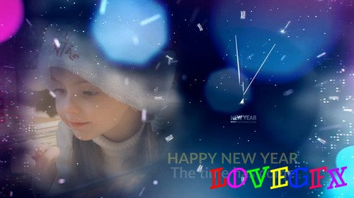 Project for Proshow Producer - New Year Coundown 2020 MVi