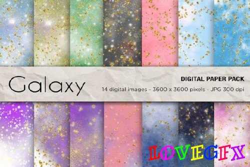 Galaxy Space Digital Papers - 2463879